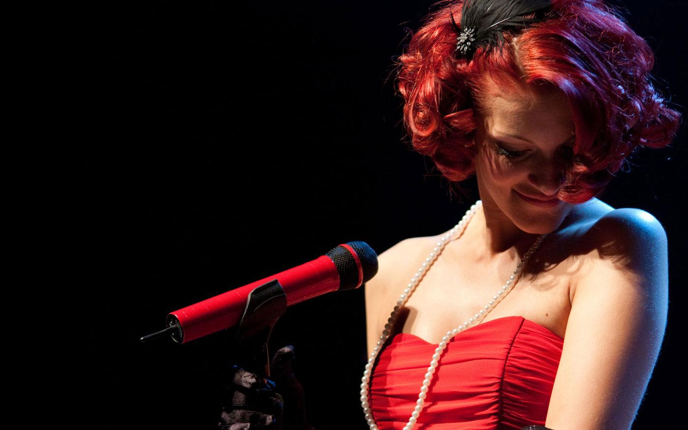 Anna Steinhardt Gesang